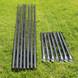 6' H Deer Fence Heavy Line Posts-7 Pack