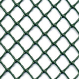 "Tenax Turf Reinforcement Mesh Green 6.7' x 100'; 1.4"" x 1.4"" Mesh"
