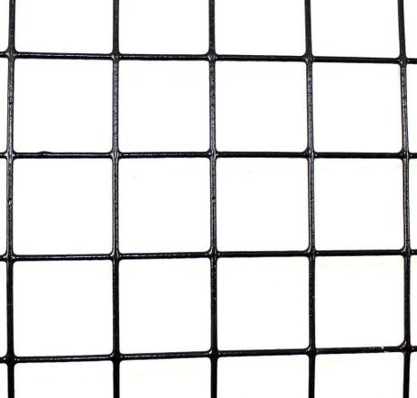 "Lobster Trap Wire 1.5""x1.5"" 16 Gauge PVC Coated- 2'x100' Roll"