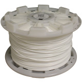 Monofilament White 8 ga 1,250 lb - 2,000'