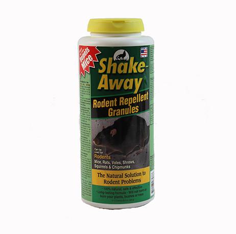 Shake Away Rodent Repellent Granules