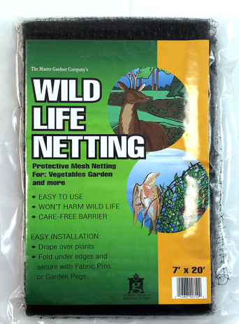 Wildlife Netting 7' x 20'