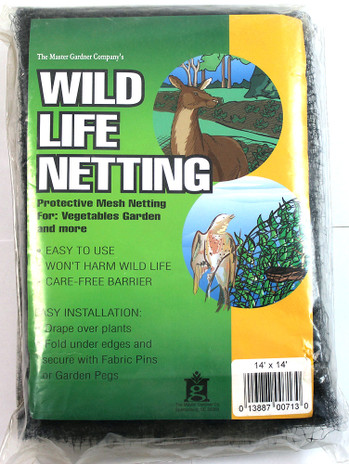 Wildlife Netting 14' x 14'