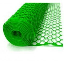 4' x 50' Green Sentry HD Heavy Duty Safety Fencing