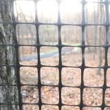6' x 100' Elk and Large Animal Fence- Black
