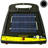 Zareba 10 Mile Solar Low Impedance Charger (ESP10M-Z)