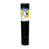 4' x 100' Tenax Nordic Plus II Snow Fence- Black