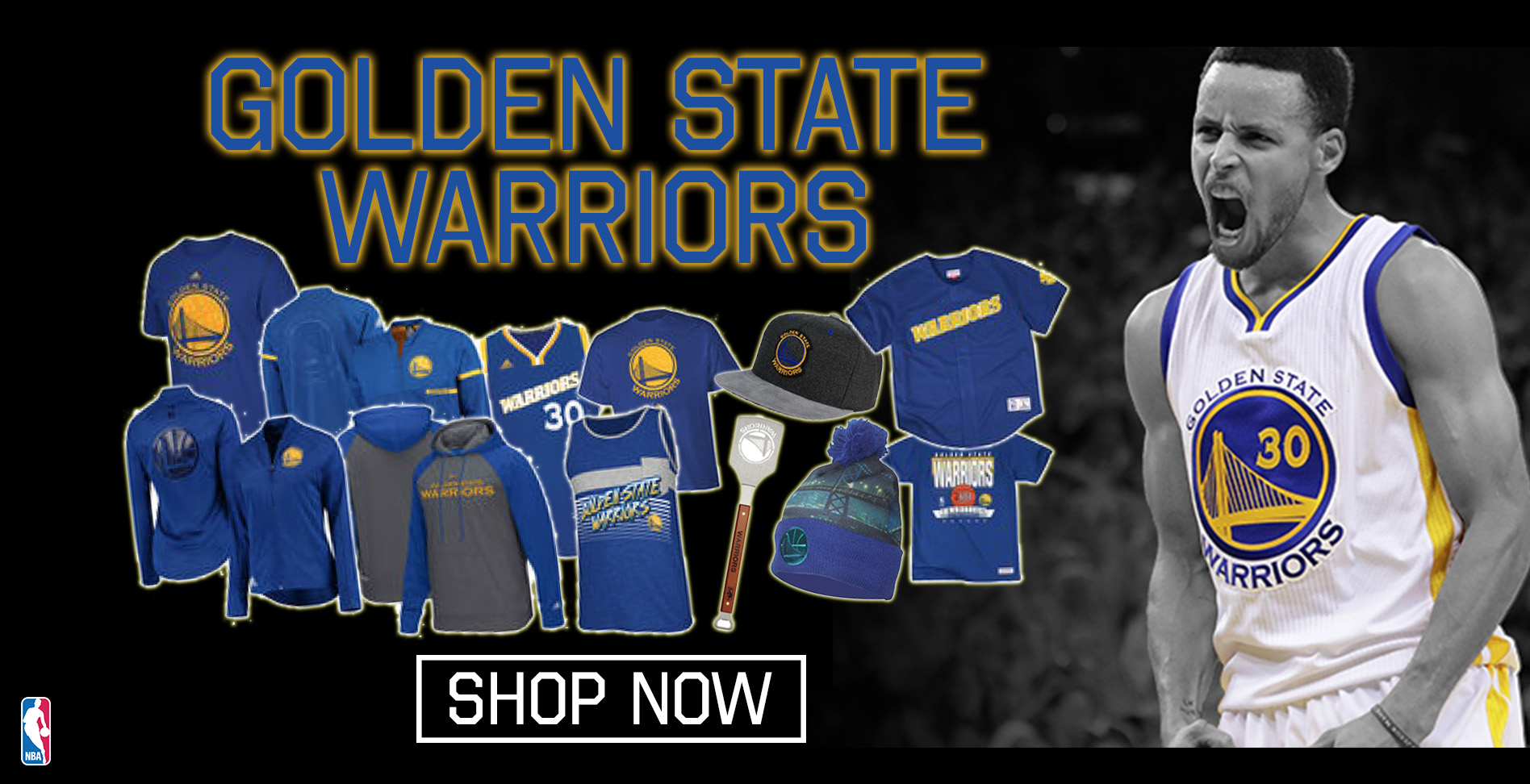 Golden State Warriors Merchendise