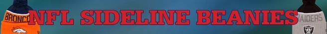 NFL Sideline Beanies