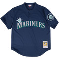 Ken Griffey Jr. 1995 Authentic Mesh BP Jersey Seattle Mariners