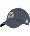 Youth Golden State Warriors adidas Gray 2017 NBA Finals Champions Locker Room Unstructured Adjustable Hat