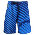 "Los Angeles Chargers NFL ""Stripes"" Men's Boardshorts Swim Trunks"