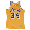 Shaquille O'Neal Swingman Jersey Los Angeles Lakers