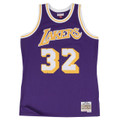 Magic Johnson Swingman Jersey Los Angeles Lakers - Road Purple