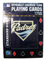 Pro Specialties Group MLB San Diego Padres Playing Cards