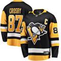 Sidney Crosby Pittsburgh Penguins Black Breakaway Player Jersey