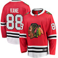 Men's Chicago Blackhawks Patrick Kane Red Breakaway Player Jersey