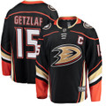 Ryan Getzlaf Anaheim Ducks Breakaway Player Jersey - Black