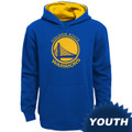 Golden State Warriors Outerstuff Youth Prime Pullover Hoodie - Royal - Golden State Warriors -