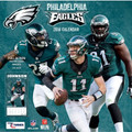 Philadelphia Eagles Wall Calendar by Turner Licensing