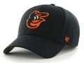 Baltimore Orioles '47 MVP Adjustable Hat in Black