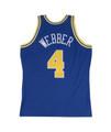 Chris Webber Swingman Player Jersey 1993-94 Golden State Warriors