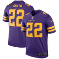 Men's Minnesota Vikings Harrison Smith Nike Purple Color Rush Legend Jersey