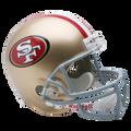 San Francisco 49ers Replica Helmet