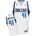 adidas Dallas Mavericks Dirk Nowitzki Youth Revolution 30 Swingman Home Jersey