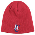 L.A. Clippers Knit Beanie Red
