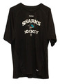 San Jose Sharks Logo T-Shirt Black