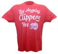 L.A. Clippers Scripted Men's Soft T-Shirt
