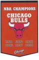 Chicago Bulls Dynasty Pennant