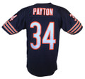 Chicago Bears Walter Payton Mitchell & Ness Throwback Jersey Back
