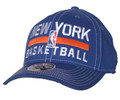 New York Knicks 2013 Authentic Practice Strapback Hat Front