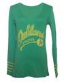 Oakland Athletics Kelly Green Rivalry Shirt