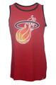 Miami Heat Till Dawn Tank Top Red