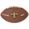 Wilson New Orleans Saints Soft Touch Team Logo Mini Football