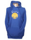 Golden State Warriors The City Logo Blue Hoodie by adidas