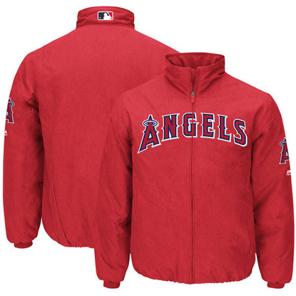 Los Angeles Angels of Anaheim Men's Authentic On-Field Premier Jacket