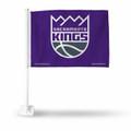 Rico NBA Sacramento Kings Car Flag