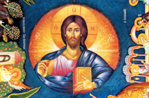Icon of Christ the Pantocrator - (11S29)