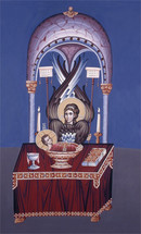 Icon of the Bloodless Sacrifice - (11J08)