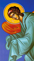 Icon of the Angel Worshipping - (1AN22)