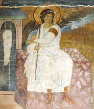 Icon of the White Angel - (SWA10)