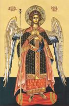 "Icon of the Archangel Michael - ""Chief Commander"" - (1MI18)"