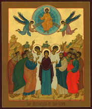 Icon of the Ascension - (11M04)