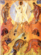 Icon of the Transfiguration - Theophan the Cretan - (11D05)