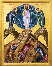 Icon of the Transfiguration - 20th c. - (11D02)
