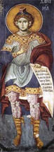 Icon of the Holy Prophet Daniel - 14th c. Panselinos - (1DA21)